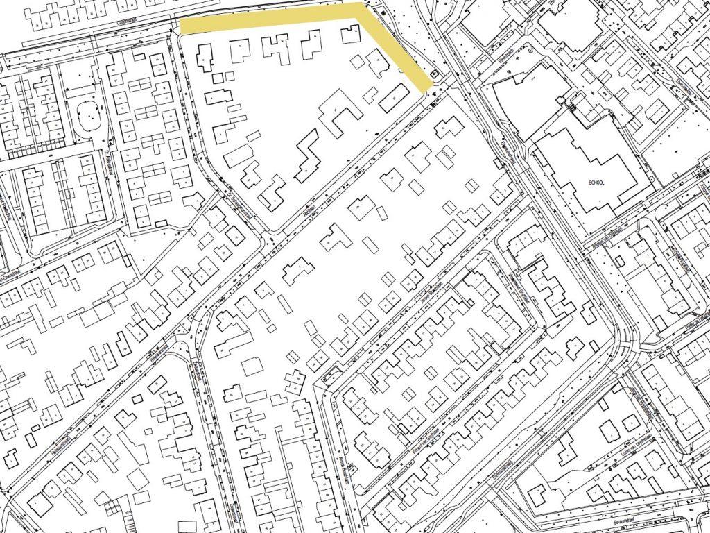 De ligging van de Doctor Schaepmanstraat (deel 2) in de buurt