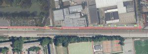 Ontwerp van het fietspad voor het Kwekerijpad en Beelaerts van Bloklandstraat